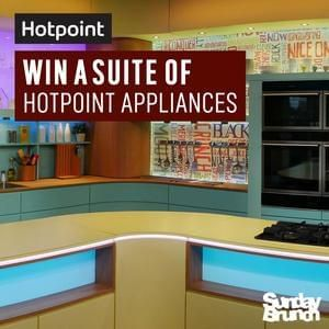 Win a suite of Hotpoint Appliances