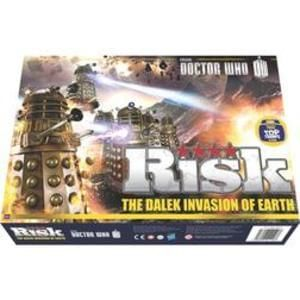 Doctor Who Risk Board Game Lowest price Delivered £15.49