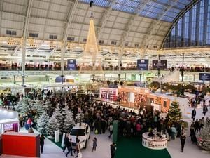 Win tickets to the Ideal Home Show at Christmas plus an overnight stay