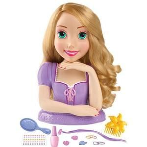 Disney Princess Rapunzel Deluxe Styling Head - £15 OFF !!