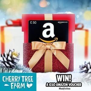 Win a £50 Amazon Voucher (Twitter/Facebook)