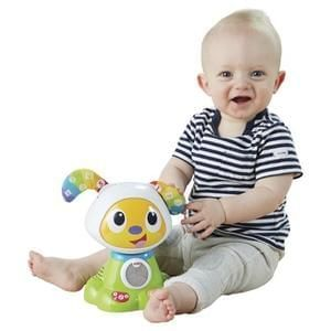 Fisher-Price Bright Beats Dance & Move Beat BowWow