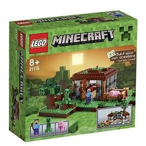 ASDA Toy Sale - Lego Minecraft Discount