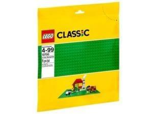 ASDA Toy Sale - Green Lego Baseboard