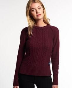 Cheap Superdry Deals: Lady's Jumper (eBay store)