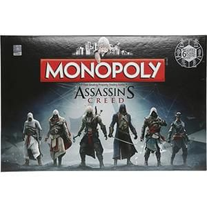 Discount Assassin's Creed Monopoly Save £17 @ TKmax