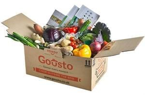 Gousto Box - Get 50% Off Your First Box!