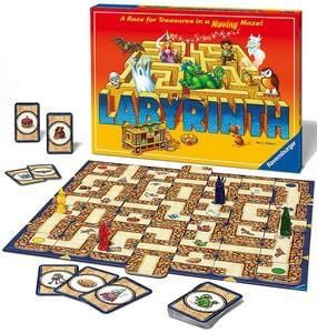 Win the Labyrinth Board Game