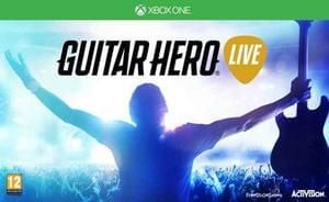 BACK IN STOCK! Guitar Hero Live Xbox One & PS4 (Includes Guitar) now only £20!!