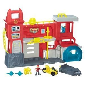 Playskool Heroes Transformers Rescue Bots Playset worth £49.99