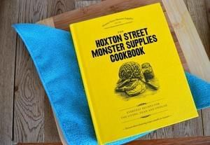 Win a Copy of The Hoxton Street Monster Supplies cookbook