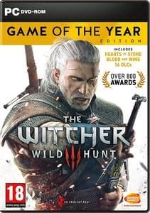 WITCHER 3: WILD HUNT, THE - GAME OF THE YEAR EDITION SAVE £17.50 at gog.com