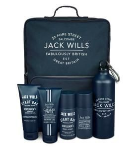 Jack Wills Backpack Gift Set