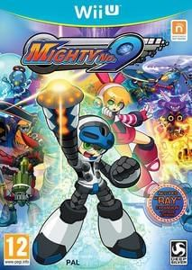 Mighty No. 9 (Nintendo Wii U)