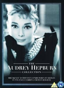 Audrey Hepburn Collection DVD Box Set just £6.30