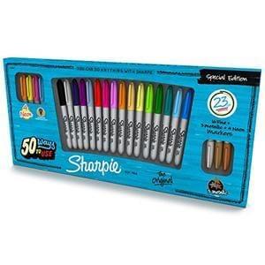 23Pc Sharpie Set  £9.99 (Prime Members)