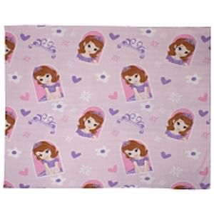 Half Price! Sofia the first Fleece Blanket at ASDA