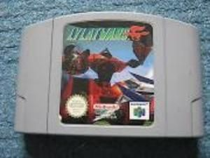 Star Fox 64 (Cart Only) (Nintendo 64)