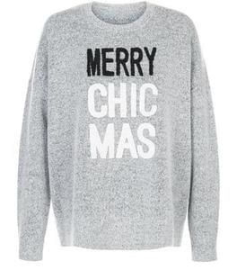 It's Xmas Jumpers time!! Get this CHIC Xmas jumper at super reduced price!