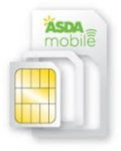 ASDA Mobile Mega 30-day Christmas Bundle £10