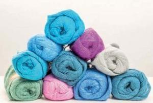 Mystery knitting bundles