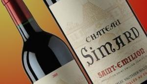 12 bottles of Simard 2009 Wine