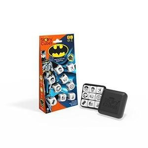 Rory's Story Cubes BATMAN - For Kids..Teenagers...Adults.   HOLY BAT DICE!