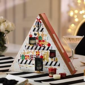 Discount Yankee Candle Party Pyramid Advent Calendar Save 30% @ Temptation Gifts