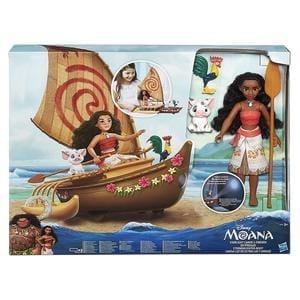 Disney Moana Starlight Canoe and Friends £39.99 at Amazon. Save £15.
