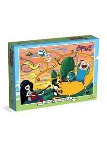Adventure Time 1000 Piece Puzzle