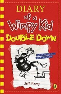 New! Buy Double Down Diary of a Wimpy Kid from Amazon for only £5! (Age 8 - 12)