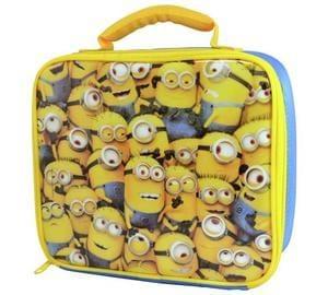 Discount Minions Rectangular Lunch Bag Save £6.50 @ Argos