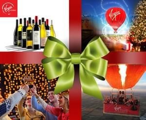 Win a case of x12 Virgin Wines and Luxury Balloon Flight for Two.