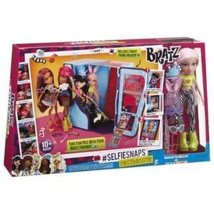 Bratz Selfiesnaps Photobooth Playset With Doll