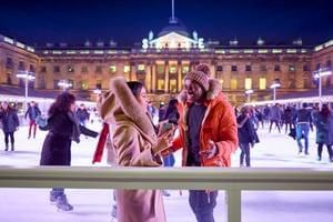 Win a luxury skate at Somerset House with Fortnum & Mason