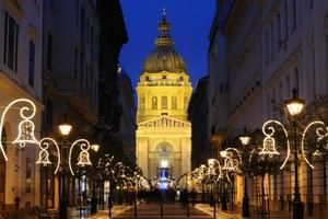 Win A Christmas break for two in Budapest