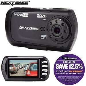 Nextbase 302G Deluxe Car Dash Dashboard Video Camera 2.7""