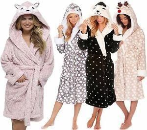 Christmas Dressing Gowns (Free Delivery)