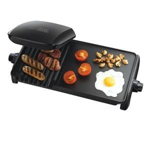 George Foreman Ten portion Grill and Griddle @ Amazon