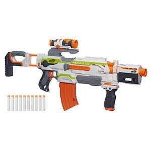 Discount Nerf N-Strike Modulus ECS-10 Blaster Save £25 @ The Entertainer
