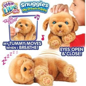 IN STOCK TODAY 2ND DECEMBER. DON'T MISS IT! Snuggles My Dream Puppy