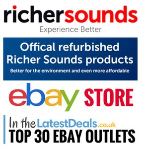 The Official Richer Sounds Outlet on eBay