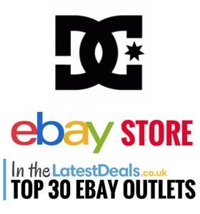 The Official DC Shoes Store on eBay