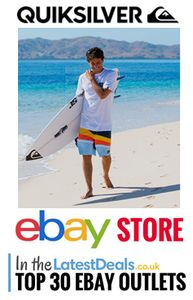 The Official Quiksilver eBay Store