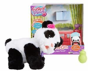 Hatchimals Alternatives. FurReal Friends Pom Pom My Baby Panda