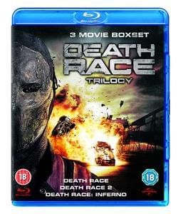 Death Race Trilogy Blu-Ray