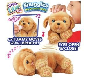 Looking for Snuggles My Dream Puppy? Going Very Fast!