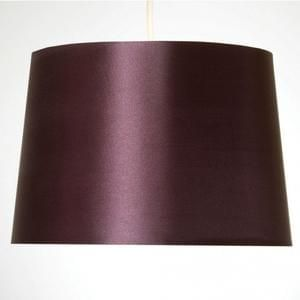 Cheap Lamp Shade at PoundStretcher - £2.99 for Sateen Shade