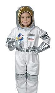 Melissa & Doug Astronaut Role Play Costume Set (5 pcs)