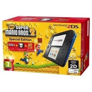 Nintendo 2DS Console with New Super Mario Bros. 2